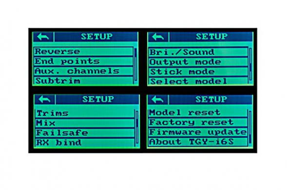Turnigy TGY-i6S Digital Proportional Radio Control System