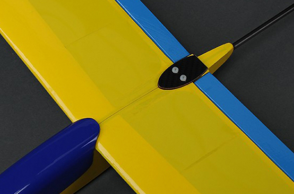 Lėktuvų Modeliai Hobbyking Guppy Mini Slope Glider Balsa